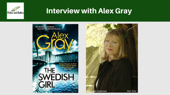 Interview with Alex Gray