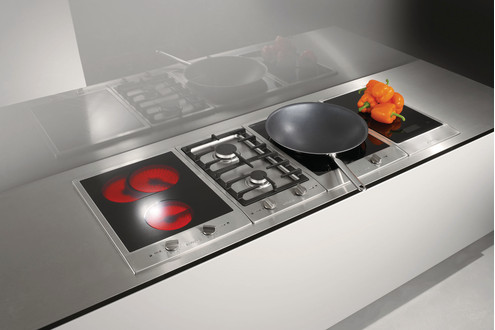 Cooktops Gas Electric Induction Hobs Or A Combination