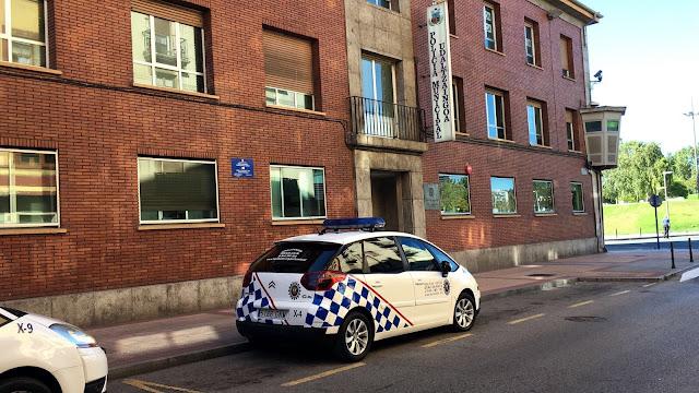comisaría de la Policía Local de Barakaldo