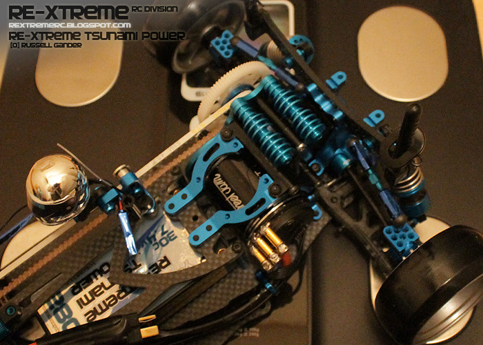 RE-Xtreme RC: New Square TECHnology