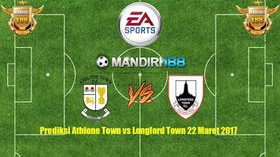 AGEN BOLA - Prediksi Athlone Town vs Longford Town 22 Maret 2017