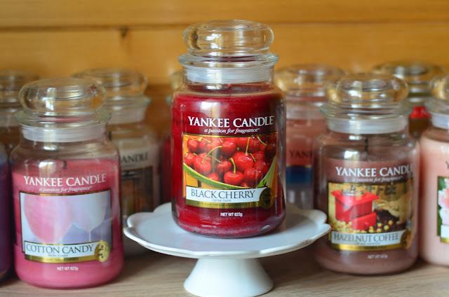 Yankee Candle - Black Cherry ♥