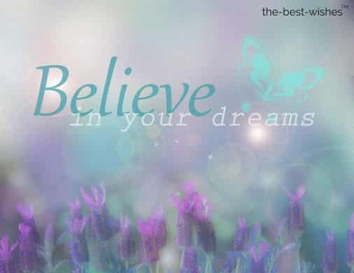 quotes on good morning believe
