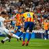 Desfalcado, Real Madrid empata em 2 a 2 com o Valencia no Santiago Bernabéu
