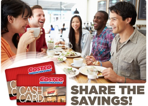 Costco Refer a Friend Free $10 Costco Cash Card