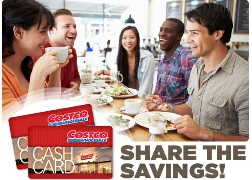 Costco Refer a Friend Free $10 Costco Cash Card