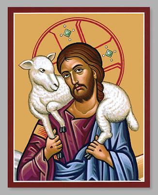 Resultado de imagem para O Bom pastor ícone