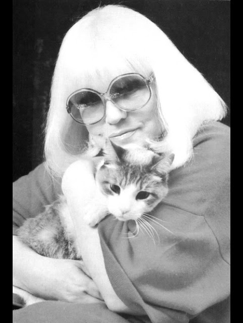 Peggy Lee cat