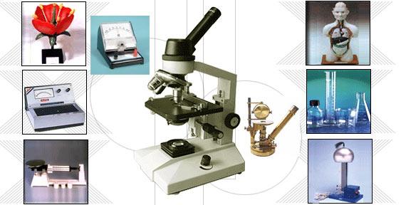 वैज्ञानिक उपकरण और उनके उपयोग
