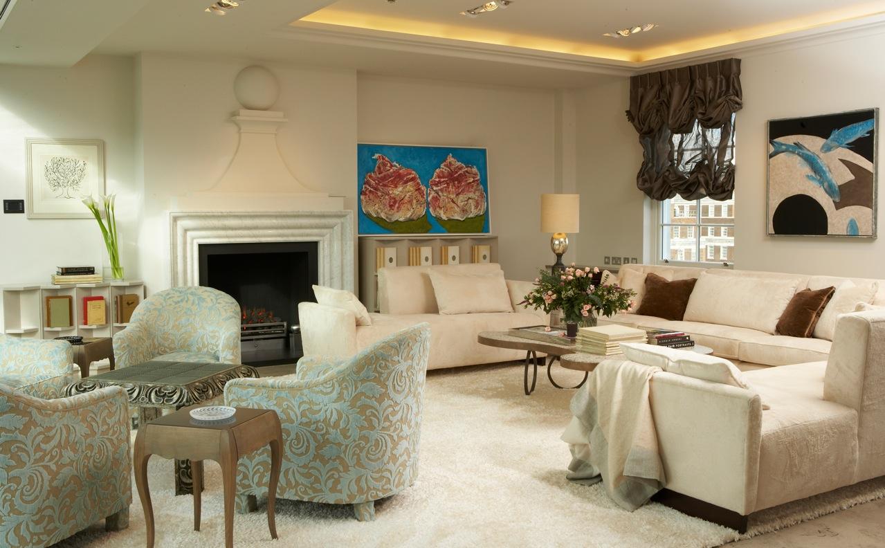 New home interior design nicky haslam interiors - New home interior design ...