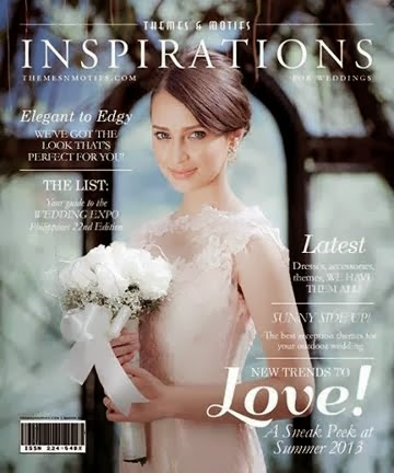 PRESS FEATURE: INSPIRATIONS MAGAZINE
