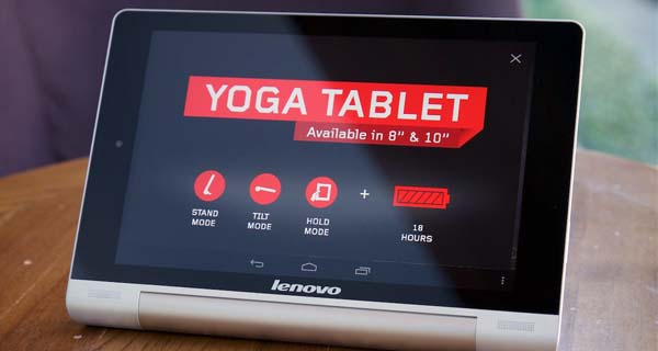 Tablet Lenovo Yoga B6000 - Tablet Lenovo Terbaik