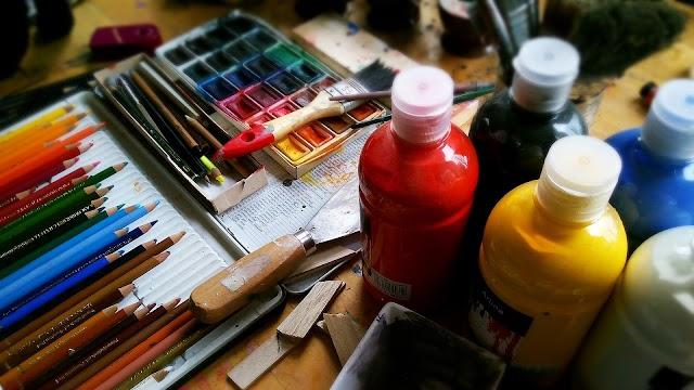 «Mamma, ma Dio che colori ha usato per dipingere il mondo? Le tempere o gli acquerelli?»