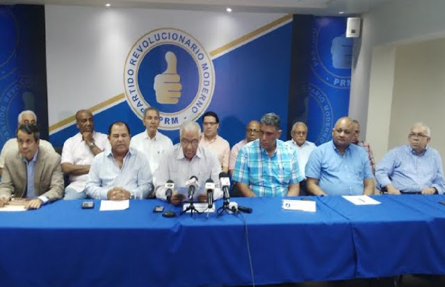 """PRM acusa a Medina de ser el """"principal garante"""" de impunidad en R.Dominicana"""
