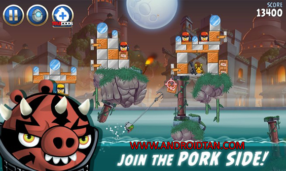 Angry Birds Star Wars II Free Mod Apk Latest Version