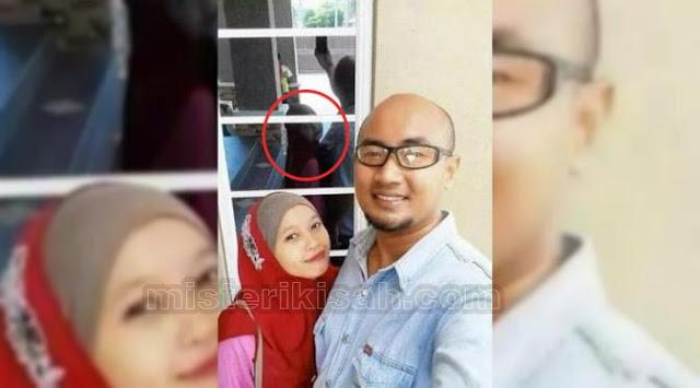 Foto Selfie Pasangan Yang Menyeramkan, Ternyata ini yang terjadi