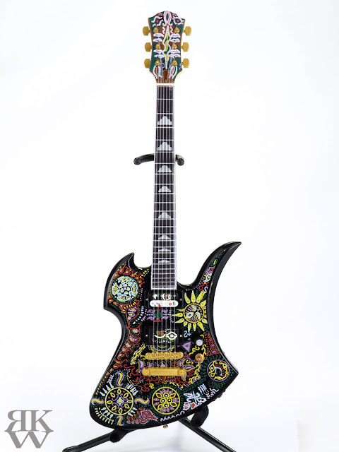 hide Guitar Collection 1/8 FERNANDES MG-X