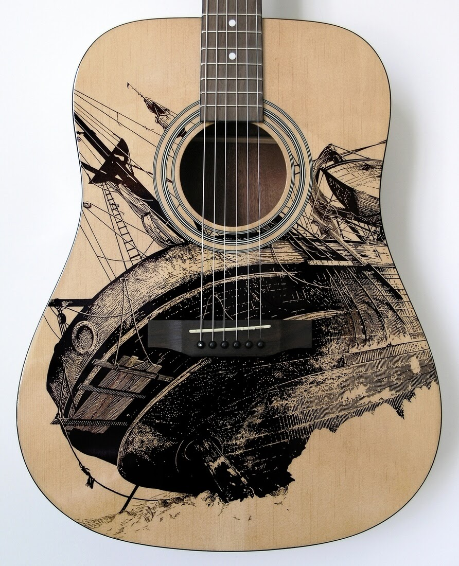 02-Patrick-Fisher-Personalise-your-Guitar-with-Drawings-www-designstack-co