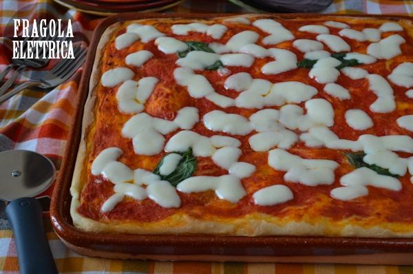 Pizza cotta su Terracotta (Foto Ricetta)