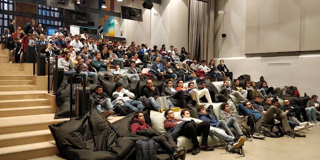 Resumen fotográfico del DevfestXR, el mayor evento de comunidad de España en las realidades extendidas AR/VR/XR