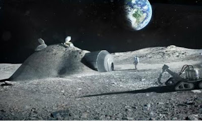 NASA is planning for making Moon base|