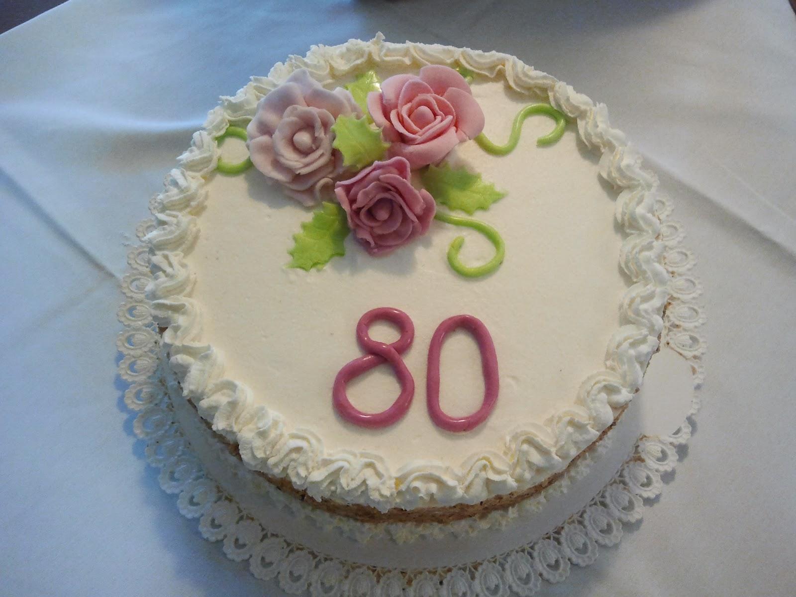 Torte Per 80 Anni Uomo