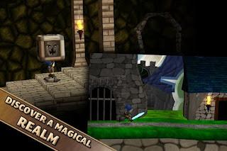 Swordigo Apk For Android - Game Petualangan Seru