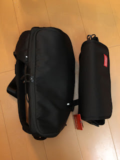 Manhattan Portage Gracie Camera Bag MP 1545 Incase DSLR Sling Pack CL58067