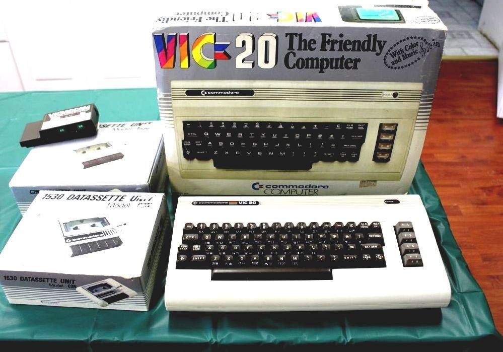 Commodore VIC-20 - Vic 20 Computer