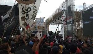 Polisi Benarkan 3  Orang Diamankan Saat Ikuti Apel Kebangsaan di Semarang