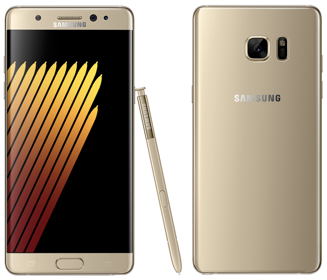 Samsung Galaxy Note7 Launched, Headlines Iris Scanner, IP68 for PHP 39,990