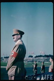 Adolf Hitler 1936 Olympics worldwartwo.filminspector.com