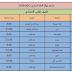 جدول امتحانات الصف الثانى الإعدادى محافظة الإسكندرية ترم ثانى2018