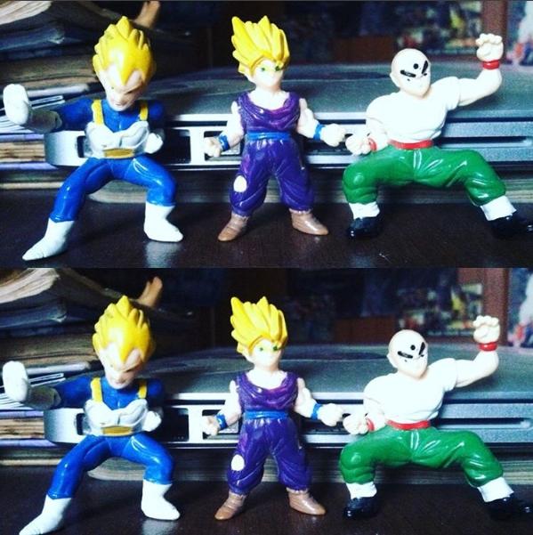 Mainan Dragon Ball