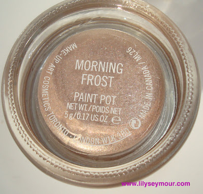 Mac Morning Frost Paintpot