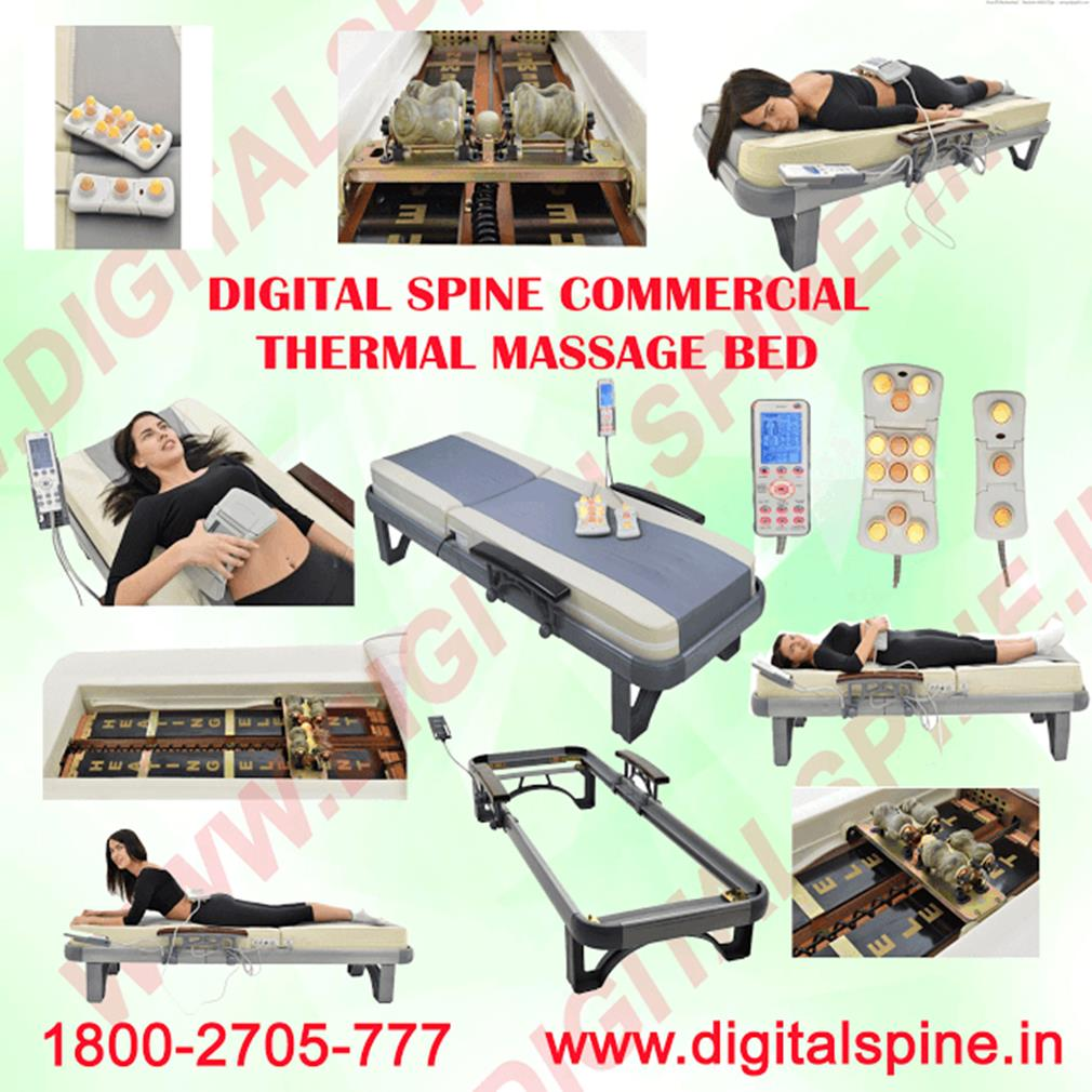 Thermal Massage Bed In Telangana - Digital Spine Medical