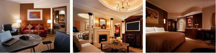 Shangri-La's China World Hotel