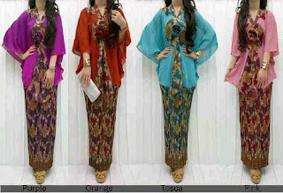 Batik Songket fit to XL