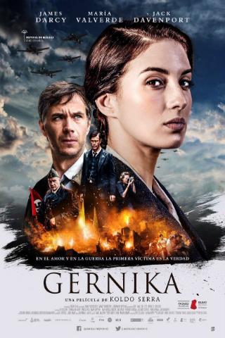 Gernika [2016] [DVDR] [NTSC] [Latino]