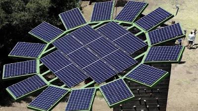 'Hackejar' els panells solars