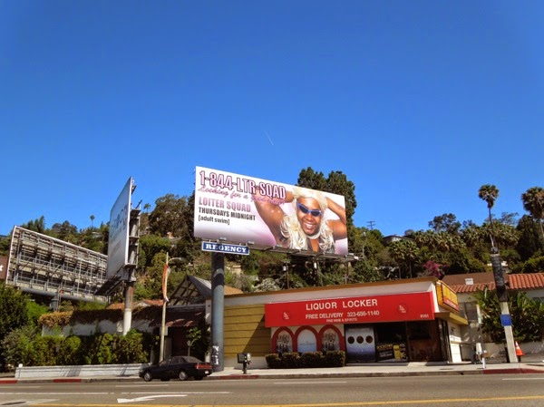 Loiter Squad season 3 billboard