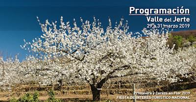 Fiesta del Cerezo en Flor. Valle del Jerte