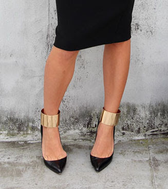 My Wardrobe Confession Ankle Strap Shoes