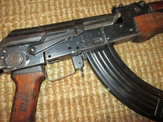 The Chinese AK-47 Blog: The Type 56 Chinese Full Auto AK-47