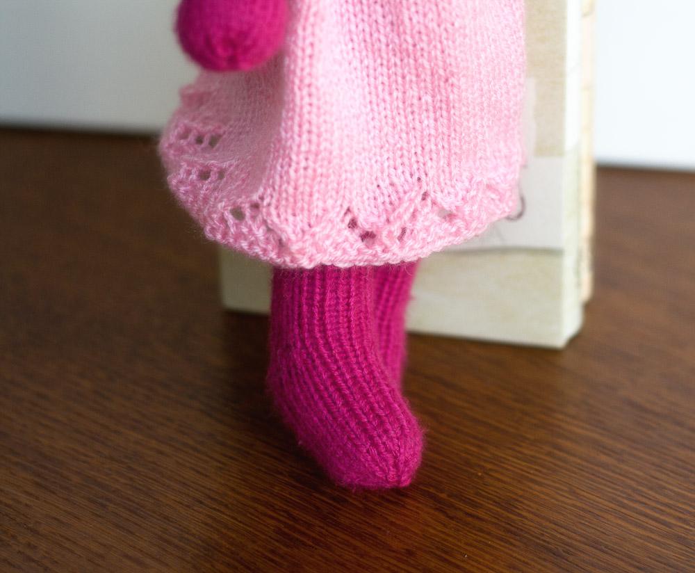 knitted toys amigurumi