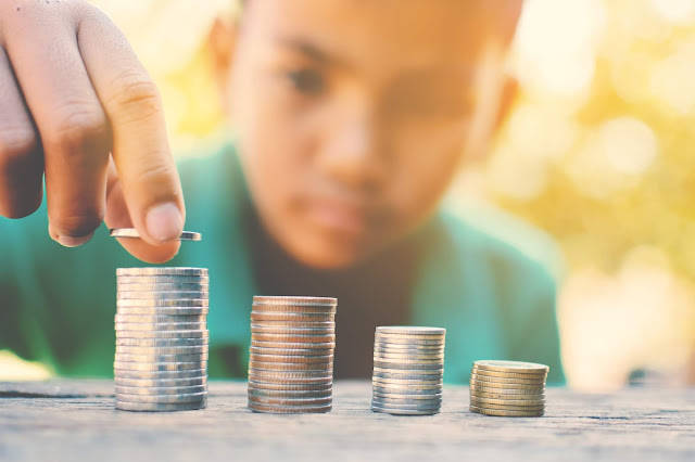 Как научить вашего ребенка ценности денег