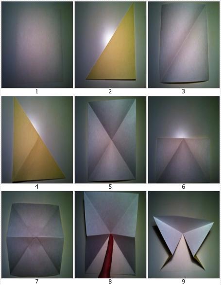 origami binatang ikan