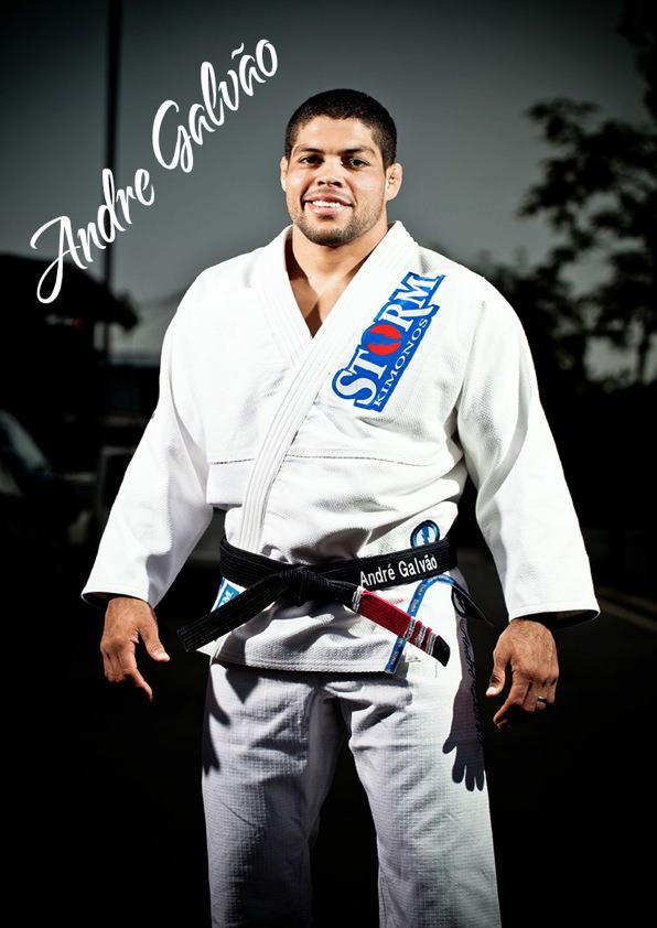 Kid Peligro's Mat: Andre Galvao talks about his day at the ...
