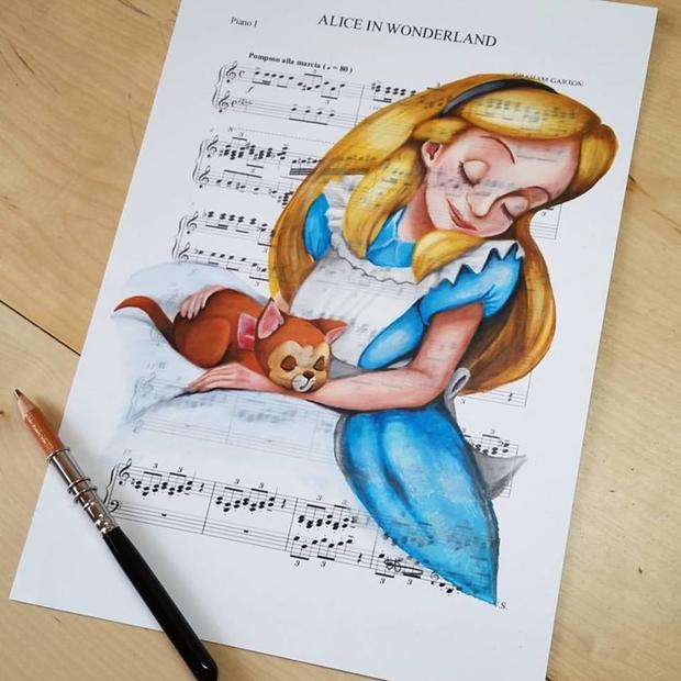 Filme Alice no país das maravilhas