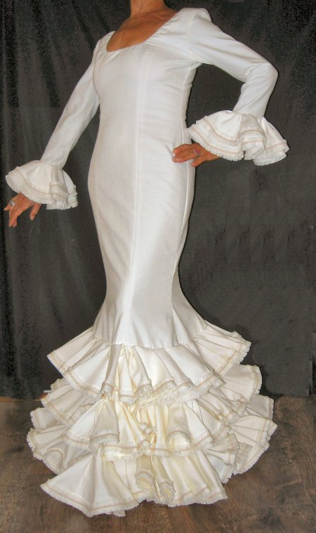 Wedding With Style: Spain Wedding Dresses